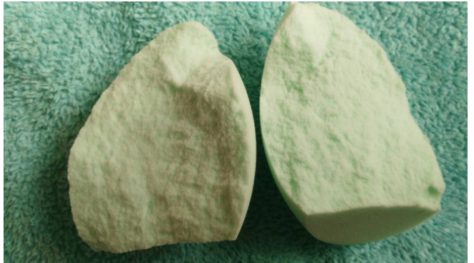 Details of High Quality Beauty Makeup Sponge Blender